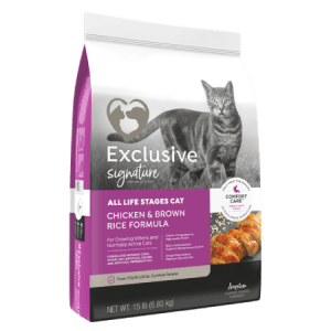 Exclusive All Life Stage Cat