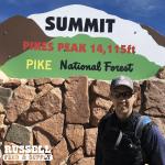 Russell Cap of the Week Kyle at Pikes Peak