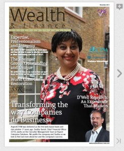 Russell Flick Featured in Wealth and Finance News