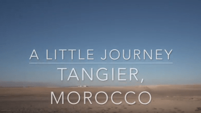 journey to tangiers