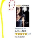 #6 on best-seller list