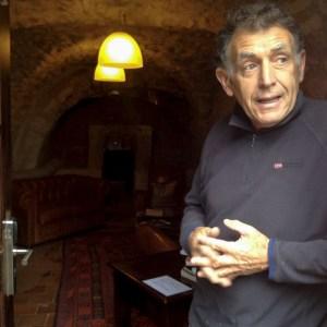 Paris: Irish writer