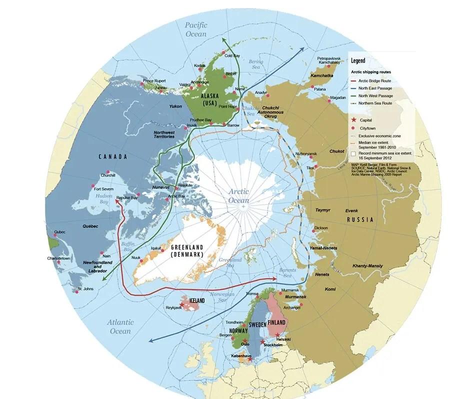 arctic-route