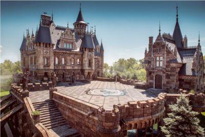 garibaldi-samara Sedam čarobnih dvoraca Rusije