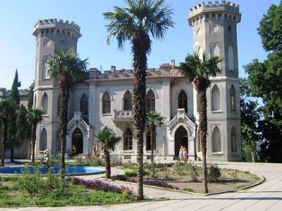 jalta-djulber Sedam čarobnih dvoraca Rusije