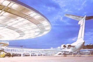 аэропорт Шереметево