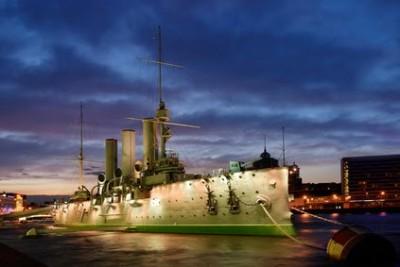 Krstarica Aurora Sankt Peterburg