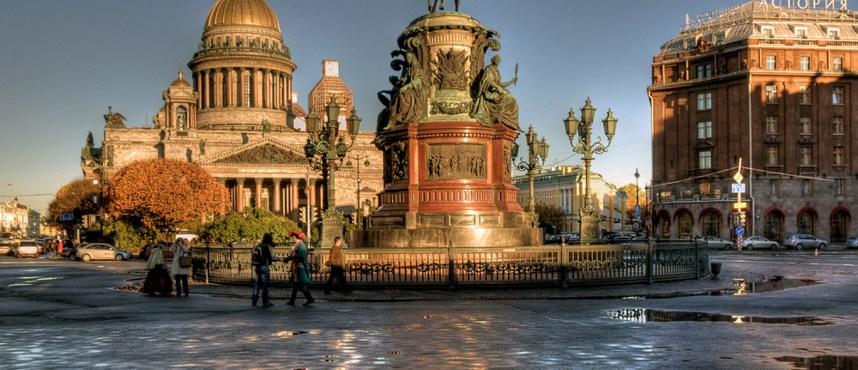 Nezaboravni St. Peterburg - Light