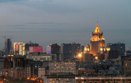 In Moscow the prices of real estates fall - Russia hr