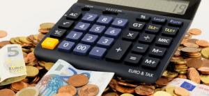 money calculating