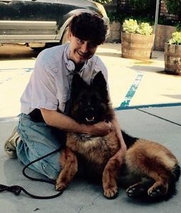 Vladae Roytapel - Russian dog wizard