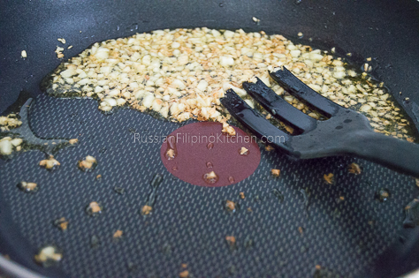 Filipino Garlic Fried Rice (Sinangag) 06