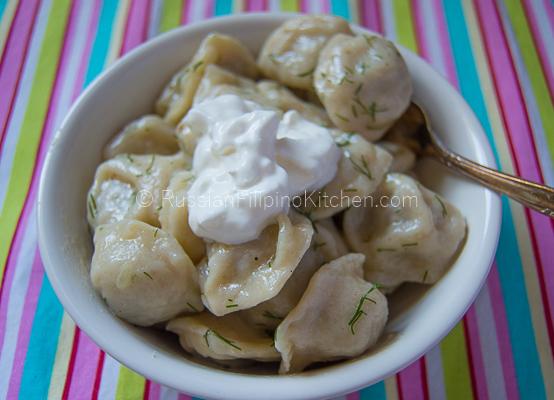 Pelmeni (Russian Meat Dumplings)