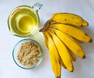 Banana Cue (Fried Saba Bananas With Brown Sugar Caramel) 02
