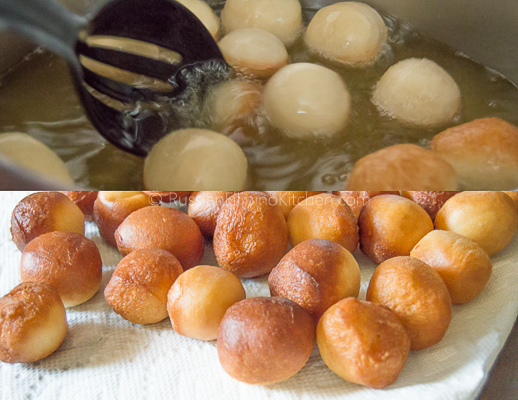 Easy Homemade Glazed Donuts 18