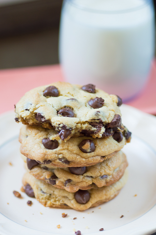 Nestle Toll House Best Chocolate Chip Cookies