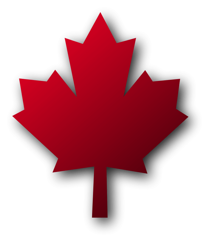 лист, канада