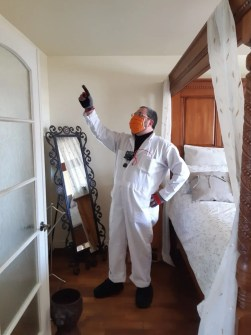inspection, protection, covid