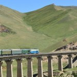 Trans Mongolian Railways