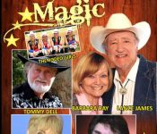 Country Magic show poster