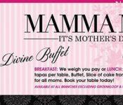 moedersdag event