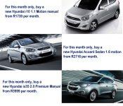 Hyundai special august