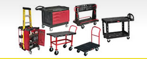 Rubbermaid Material Handling Products
