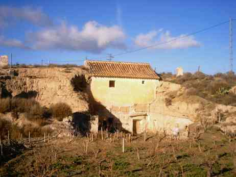 Cheap Rural Spanish Property For Sale Andalucia Spain Cantarranas Cave
