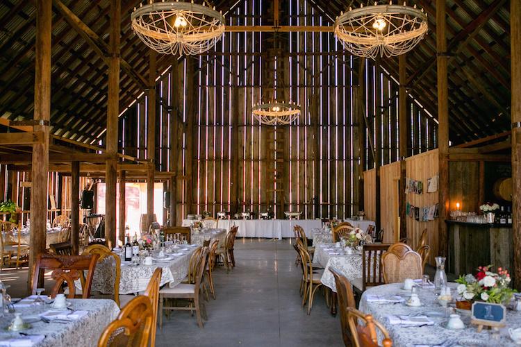 Top Barn Wedding Venues Washington Rustic Weddings