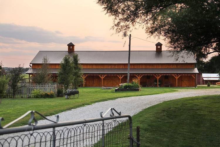 Top Barn Wedding Venues Nebraska Rustic Weddings