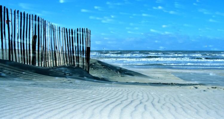 Strand en uitzicht op zee - Dagdromen