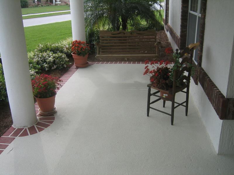 concrete paint for patio