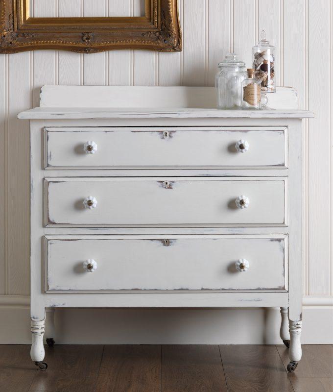 effet poudre peinture pour meubles