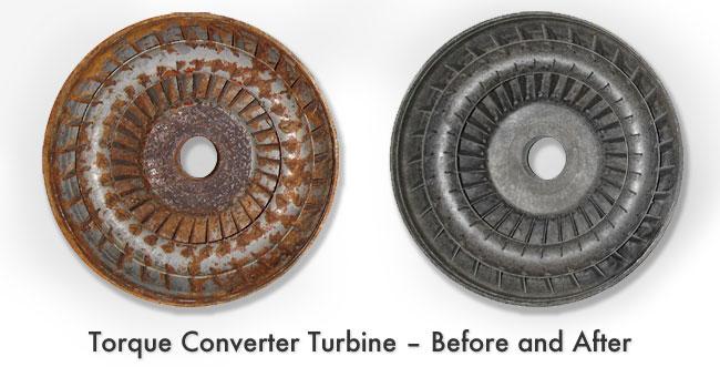 Torque Converter Turbine