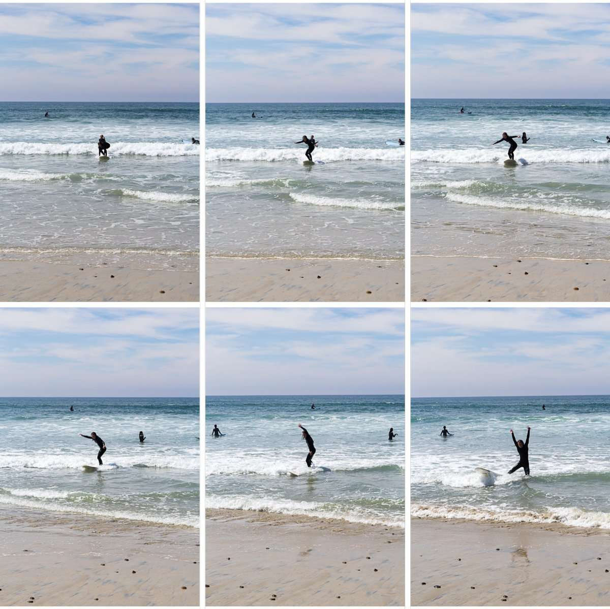 Del Mar Surf Lessons