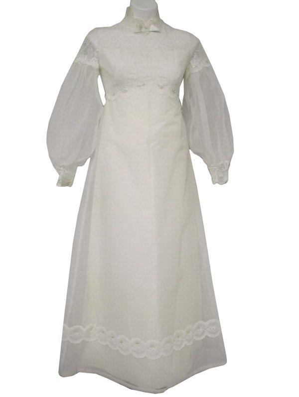 Image result for ugly long sleeve wedding dress