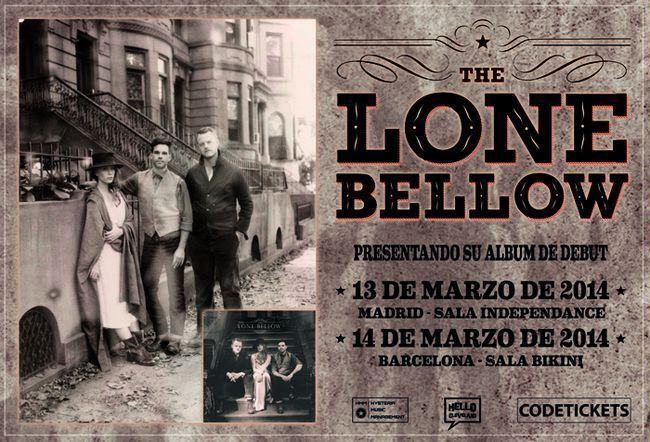 The Lone Bellow 2