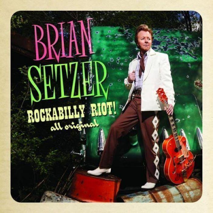 Rockabilly Riot - Brian Setzer