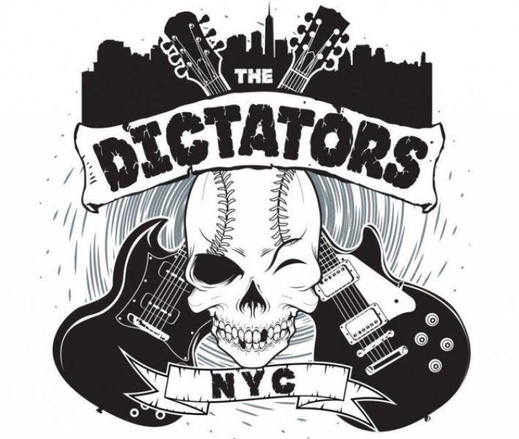 Dictators NYC logo Grandebaja
