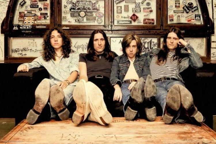 Band Photo - '77