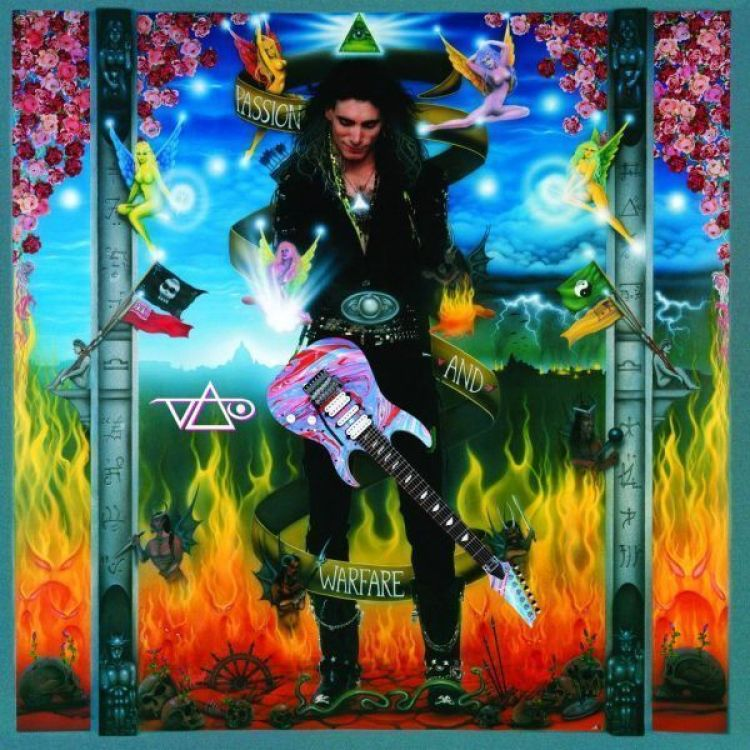 33 - PAW Album Artwork - Steve Vai