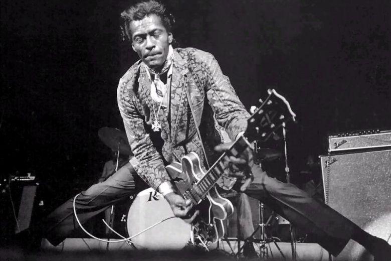 Chuck Berry publicará nuevo disco