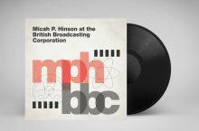 Micah P. Hinson – At the British Broadcasting Corporation (Yep Roc-Popstock!)