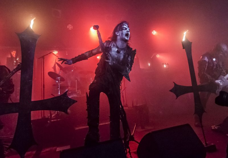 Watain & Rotting Christ & Profanatica – Razz 2 (Barcelona)