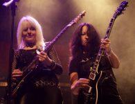 Girlschool – Sala BBK (Bilbao) – Ciclo Music Legends