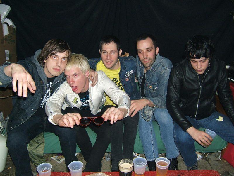 Fuzzville!!! la villa del punk y del fuzz - Entrevista con Carbonas
