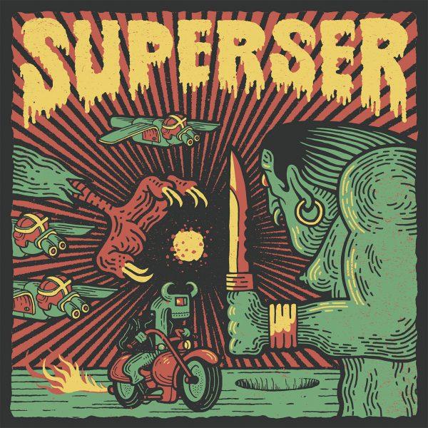 Superser – Radiaciones en la Noche (Sweet Groovie)