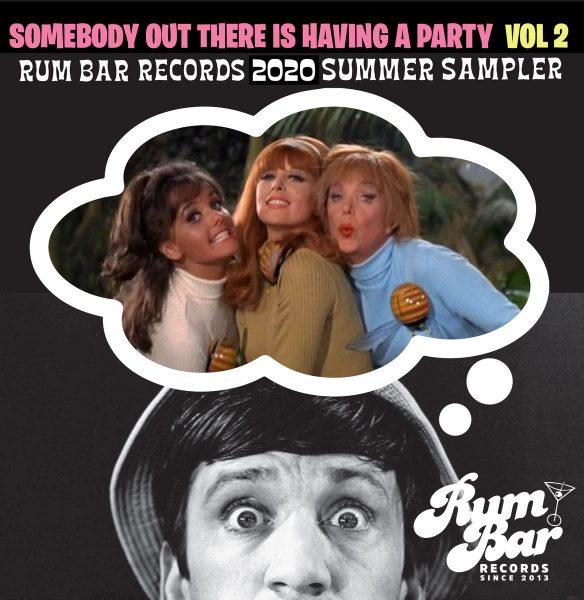 Segundo recopilatorio veraniego de Rum Bar Records