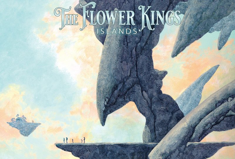 Islands, nuevo disco de The Flower Kings