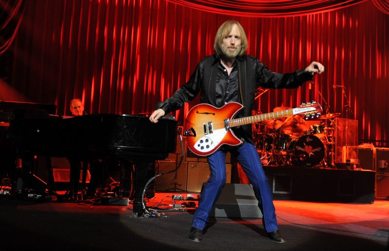 "Tom Petty –  Desmenuzamos ""Wildflowers and all the rest"" (Warner)"